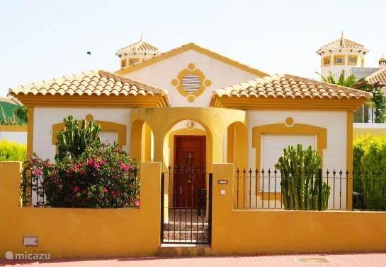 Vacation rental Spain, Costa Calida, Mazarrón villa Villa Antojo