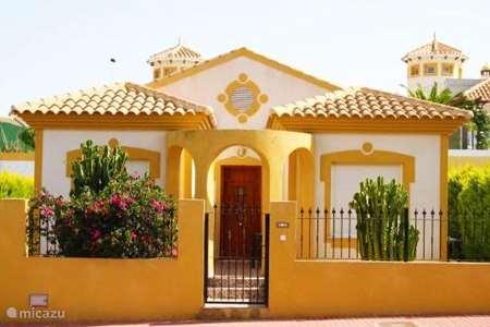 Vakantiehuis Spanje, Costa Cálida, Mazarrón – villa Villa Antojo Deluxe