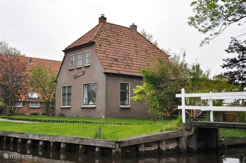 Vakantiehuis Nederland, Overijssel, Ossenzijl - vakantiehuis 't Oelenest