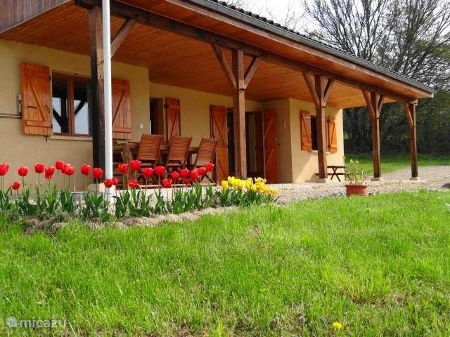 Vakantiehuis Frankrijk, Dordogne, Saint-Aubin-de-Nabirat Bungalow Abbeie