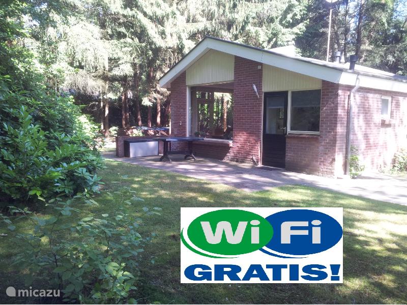 Vakantiehuis Nederland, Overijssel, Holten bungalow Rust, Ruimte & Natuur!