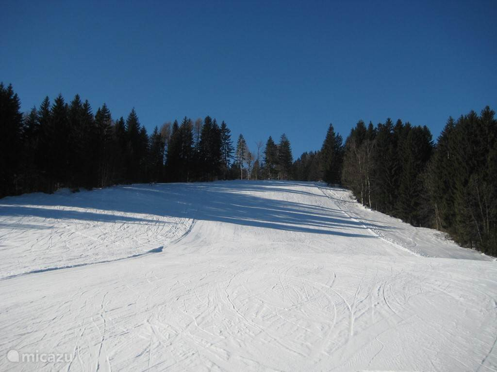 Skiing in Kötschach and environment