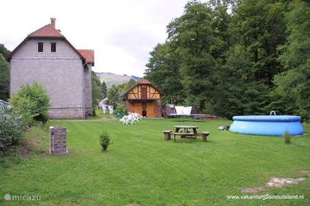 Vakantiehuis Duitsland, Thüringer Woud, Gehlberg – appartement Wilde Gera 4 personen
