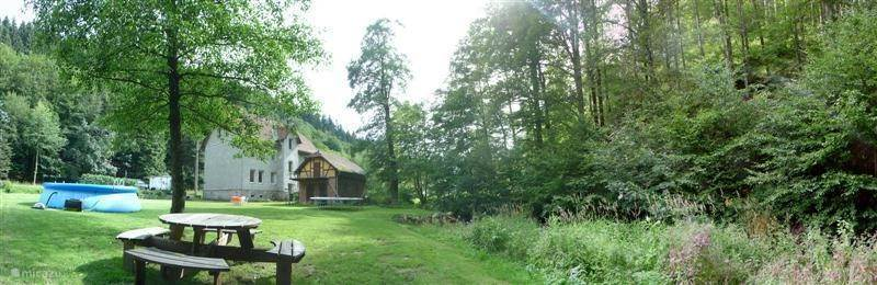 Vacation rental Germany, Thuringian Forest, Gehlberg apartment Schneekopf up to 8 people