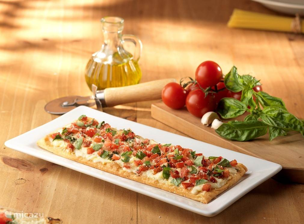 Italiaans genieten in een eigen keuken