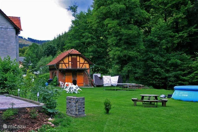 Vakantiehuis Duitsland, Thüringerwoud, Gehlberg Appartement Gera-Schneekopf groepsaccomodatie 12