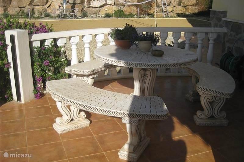 Vakantiehuis Spanje, Costa de Almería, Albox Villa Casa Naranja