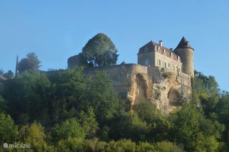 Vakantiehuis Frankrijk, Dordogne, Milhac Landhuis / Kasteel Chateau Lotoise