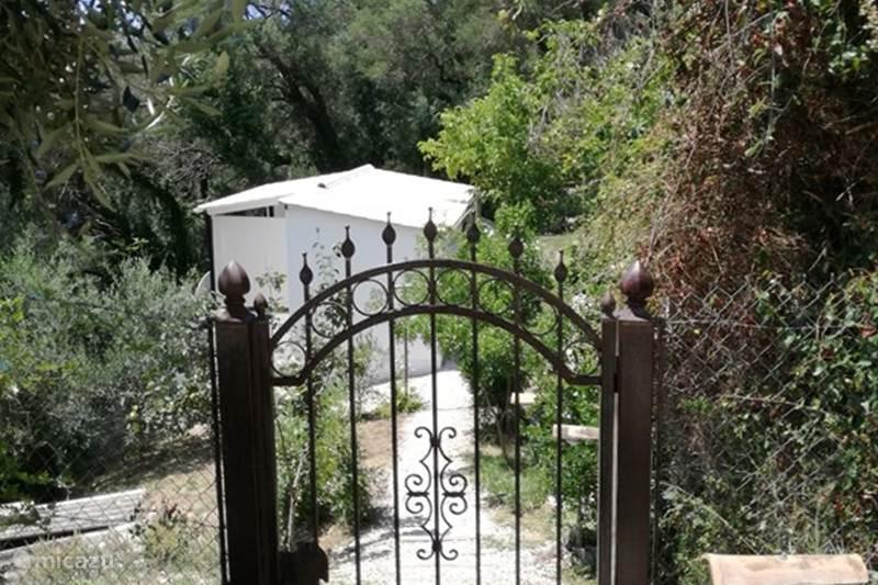 Vakantiehuis Griekenland, Corfu, Pelekas Pension / Guesthouse / Privékamer Villa Nafsika gastenverblijf