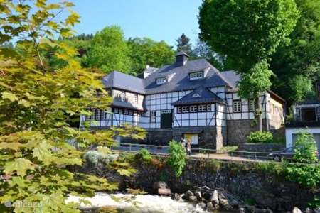 Vacation rental Germany, Eifel, Monschau holiday house Estrade-Monschau