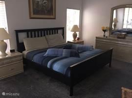Villa villa southern dunes 1632 in haines city florida verenigde staten huren - Deco master suite met badkamer ...