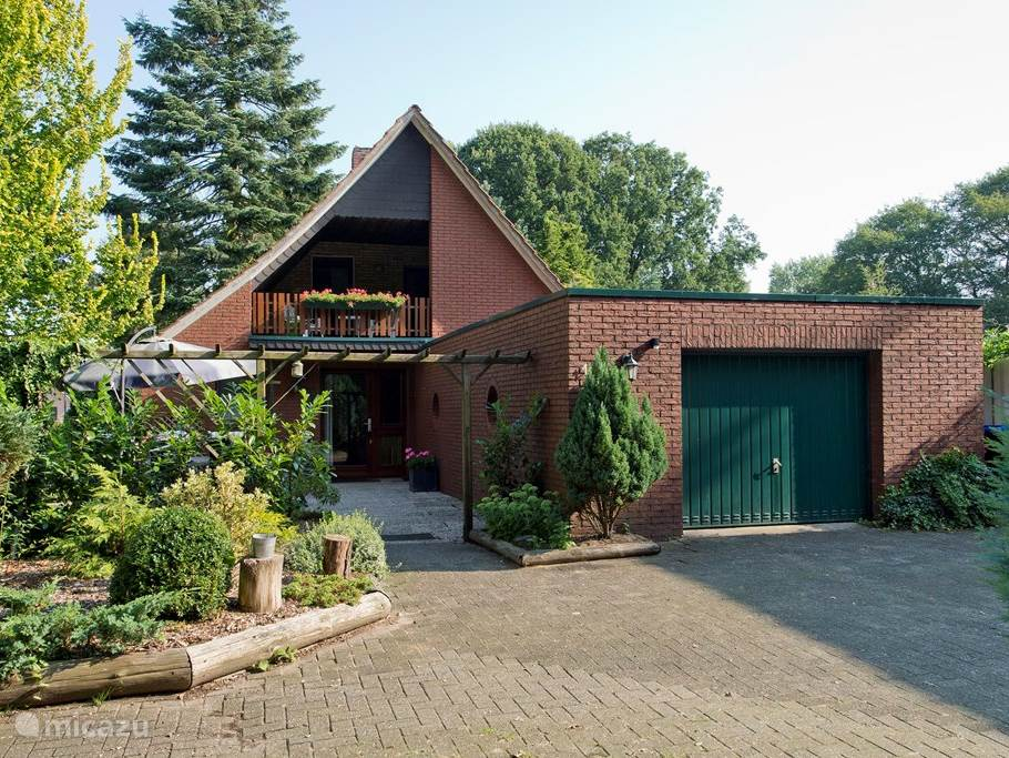 Vacation rental Germany, Lower Saxony, Laar holiday house Haus an der Vidrus Vechte