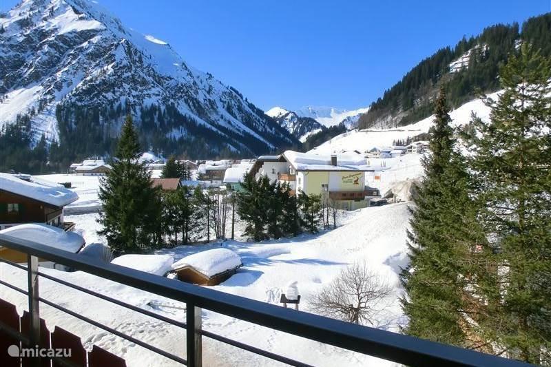 Vakantiehuis Oostenrijk, Vorarlberg, Mittelberg Appartement Appartement Bergahorn Mittelberg