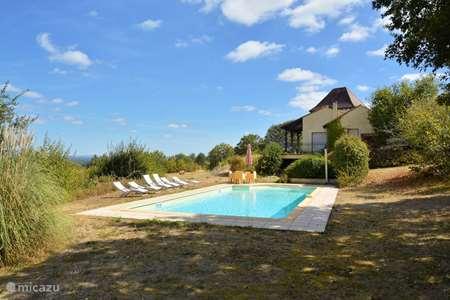 Vakantiehuis Frankrijk, Dordogne, Chavagnac vakantiehuis Daglan