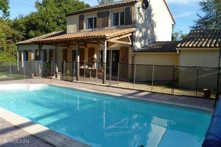 Vakantiehuis Frankrijk, Dordogne, Ribérac vakantiehuis La Griffeuse