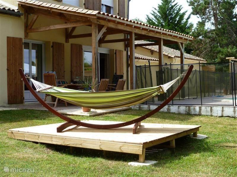 Vacation rental France, Dordogne, Ribérac Holiday house La Griffeuse