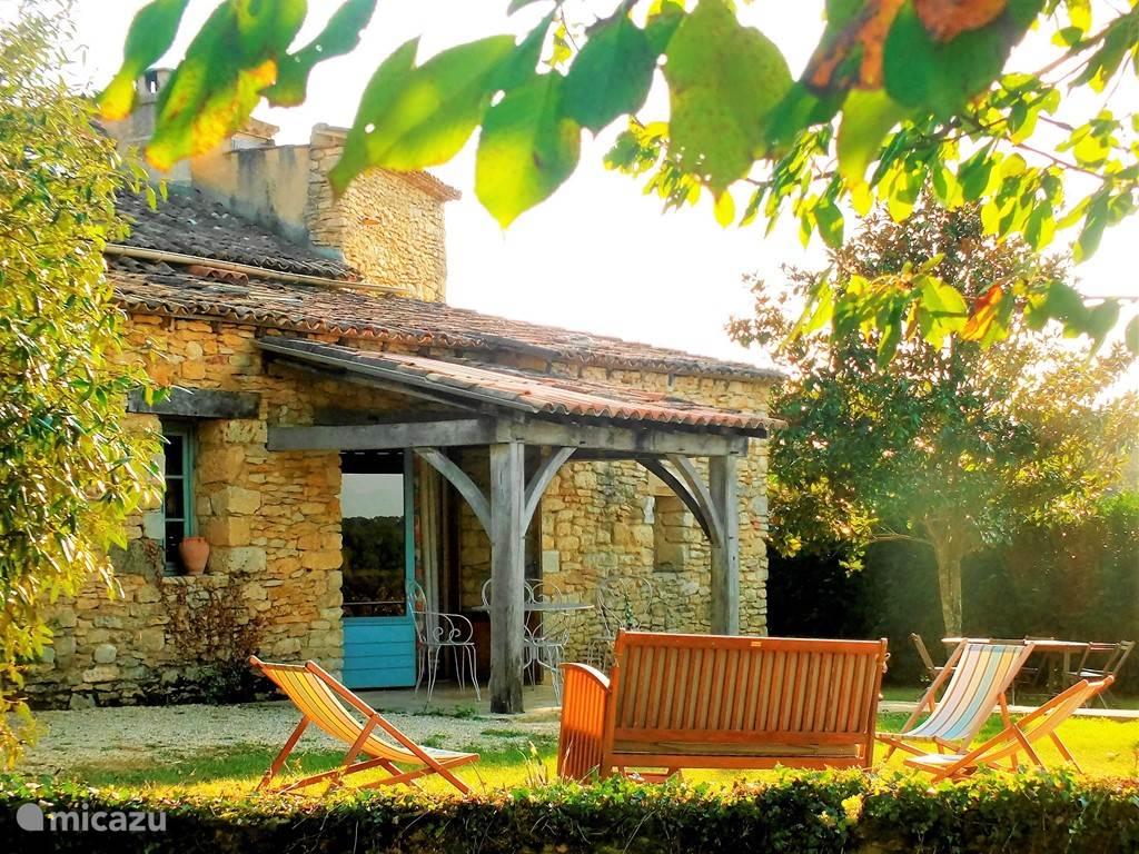 Vakantiehuis Frankrijk, Dordogne, Saint-Amand-de-Coly Vakantiehuis Figuier