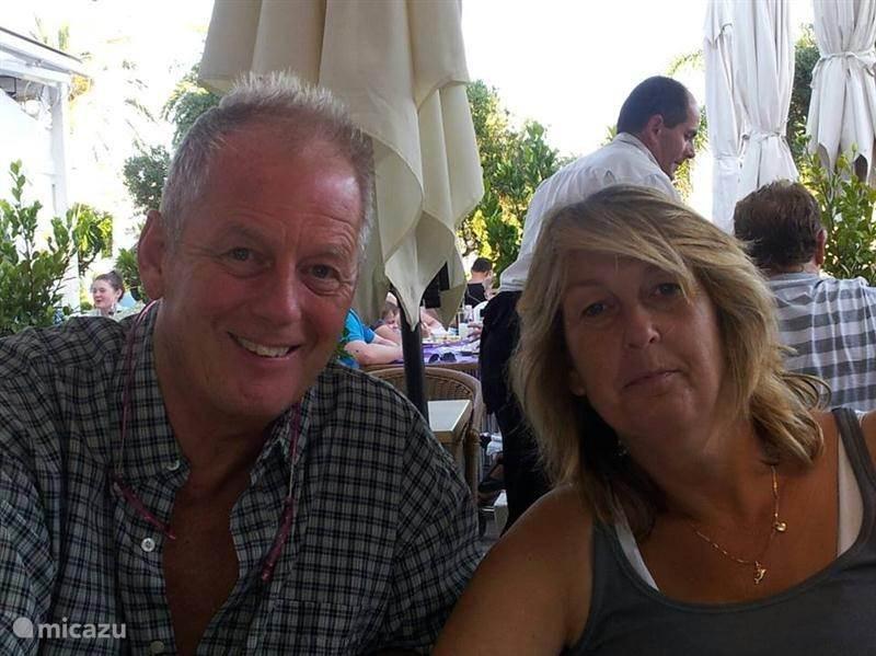 Bart en Lida Stevens