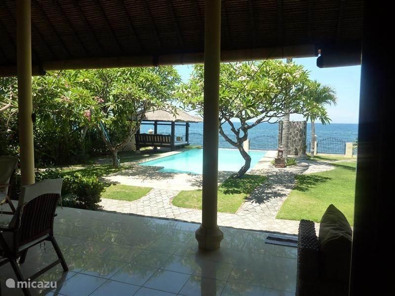 Vakantiehuis Indonesië, Bali, Bukti Villa Sea view