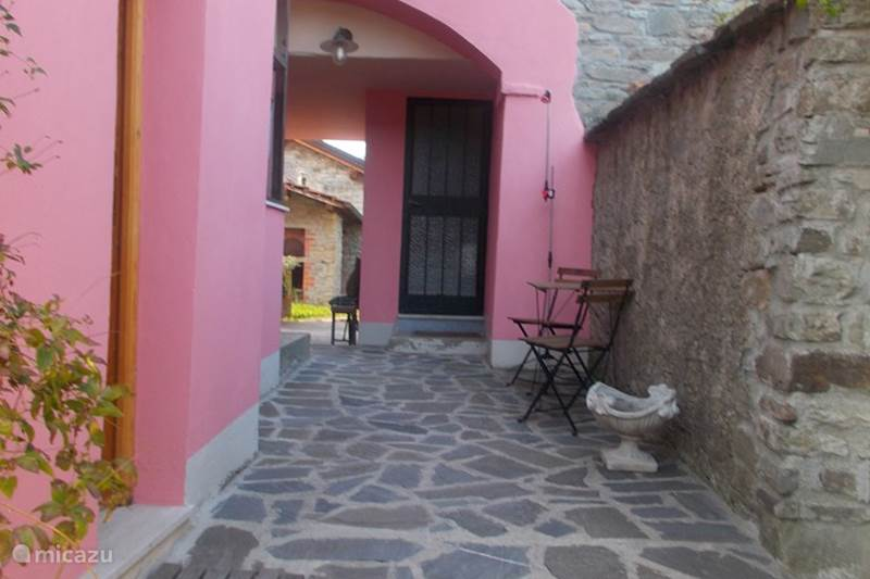 Vakantiehuis Italië, Emilia-Romagna, Borgo Val di Taro (Parma) Vakantiehuis Casa del Porticato