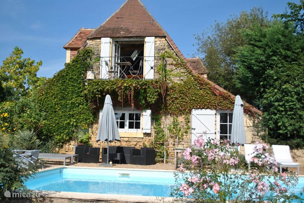 Vacation rental France, Dordogne, Génis - holiday house Haut de Fort