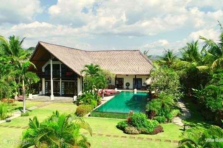 Vakantiehuis Indonesië – villa Bali strand villa