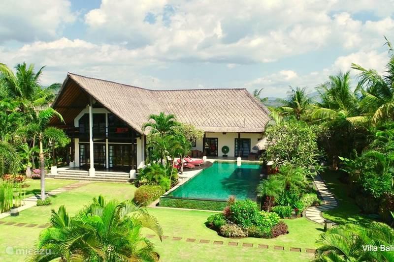 Vakantiehuis Indonesië, Bali, Lovina Villa Bali strand villa