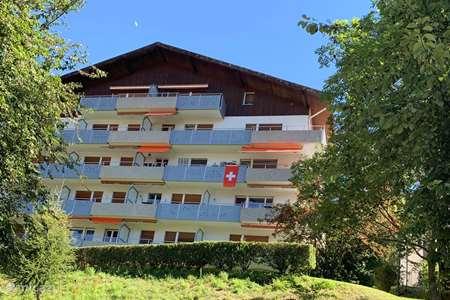 Vakantiehuis Zwitserland – appartement Haus Konkordia