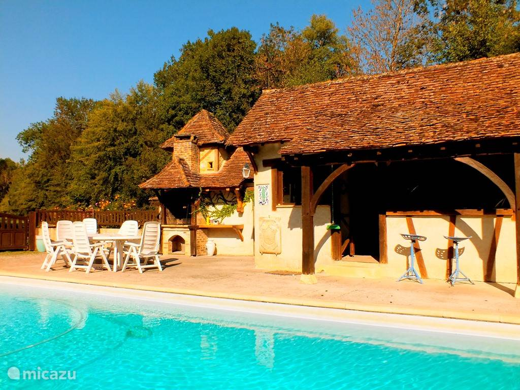 Vacation rental France, Dordogne, Saint-Rabier holiday house Lavande