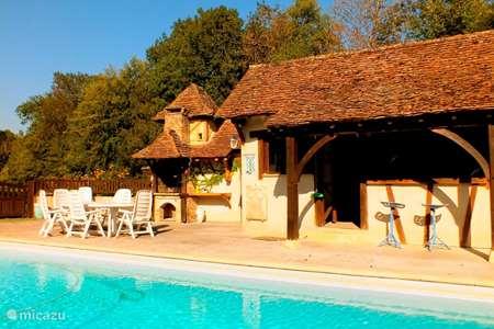 Vacation rental France, Dordogne, Saint-Rabier holiday house Lavande