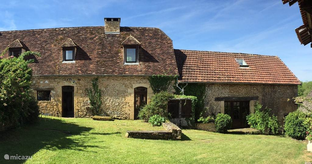 Vakantiehuis Frankrijk, Dordogne, Saint-Amand-de-Coly Vakantiehuis La Lauzière