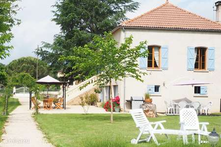 Vacation rental France, Dordogne, Duravel holiday house Toussac