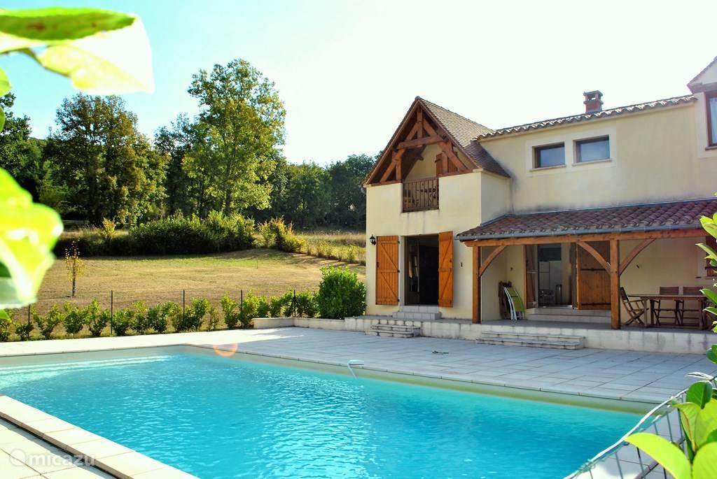 Vakantiehuis Frankrijk, Dordogne, Cazals vakantiehuis Susanne