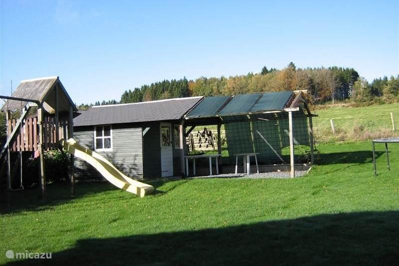 Vakantiehuis België, Ardennen, Bertogne Vakantiehuis Salle1038d
