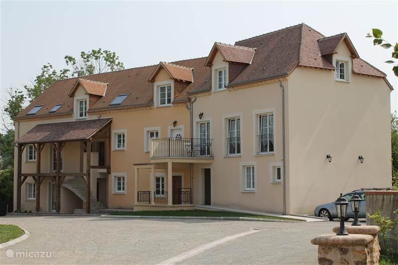 Vakantiehuis Frankrijk, Normandië, Bellême - appartement 2 Slaapk.app. - Belleme GolfResort