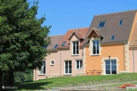 Vakantiehuis Frankrijk, Normandië, Bellême Geschakelde woning Le Fairway 2 - Belleme Golfresort