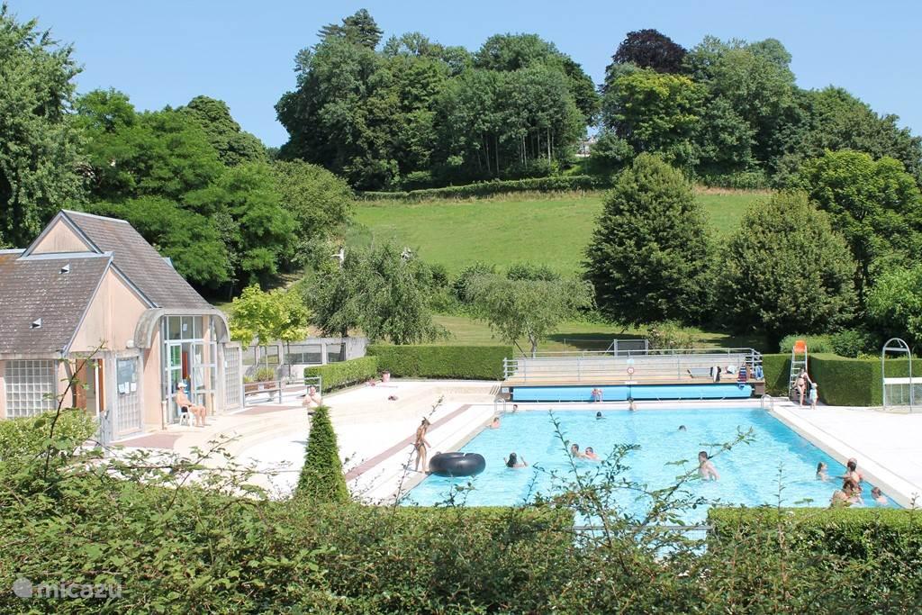 Gemeentelijke zwembad