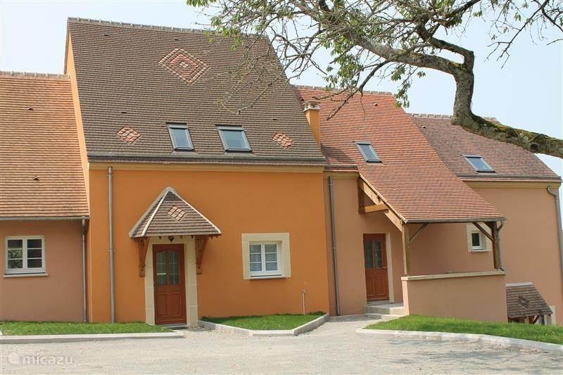 Vakantiehuis Frankrijk, Normandië, Bellême Geschakelde woning Le Fairway 3 - Belleme Golfresort