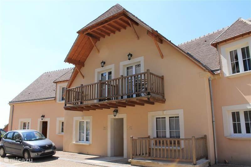 Vakantiehuis Frankrijk, Normandië, Bellême Appartement 1 Slaapk. app. - Belleme GolfResort