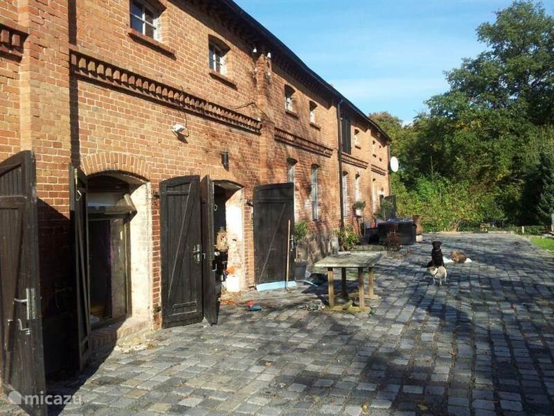 Vakantiehuis Duitsland, Mecklenburg-Voorpommeren, Hoppenrade Boerderij Striggow-2