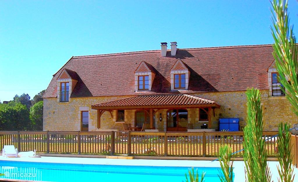 Vakantiehuis Frankrijk, Dordogne, Payrac En Quercy - vakantiehuis Poujole