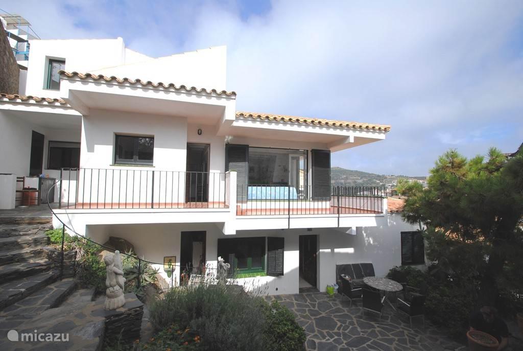 Vakantiehuis Spanje, Costa Brava, Cadaques Vakantiehuis Cadaques