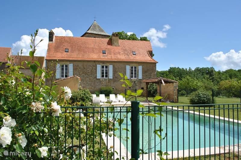 Vakantiehuis Frankrijk, Lot, Rampoux Vakantiehuis Rampousse