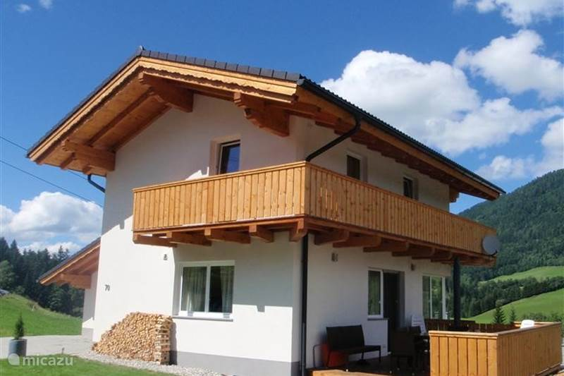 Vacation rental Austria, Salzburgerland, Annaberg Holiday house Haus Lugthart (Summer and Winter)