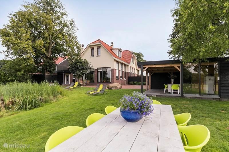 Vakantiehuis Nederland, Drenthe, Wateren Vakantiehuis Groot vakantiehuis 'De Oude Meester'