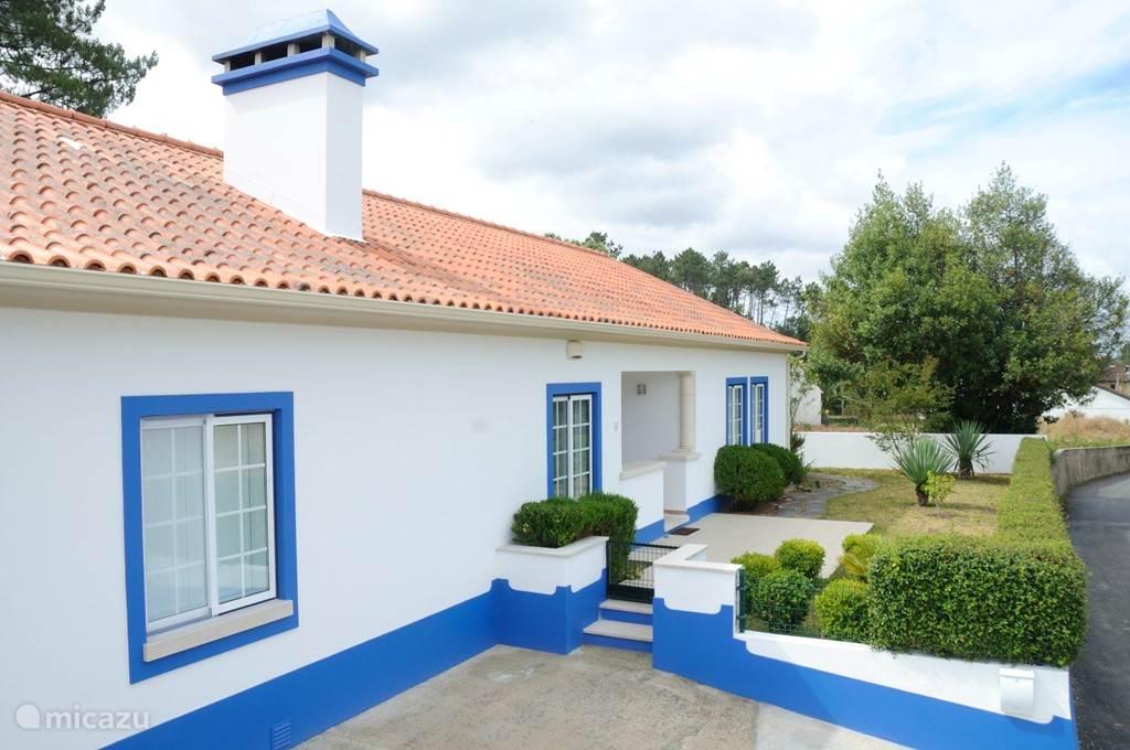 Vakantiehuis Portugal, Costa de Prata – vakantiehuis Villa Redondo