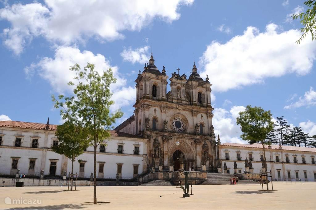 Historische plaatsen zoals Alcobaca
