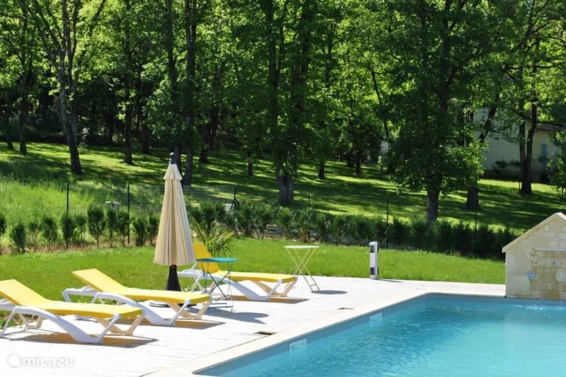 Vakantiehuis Frankrijk, Dordogne, Coly Vakantiehuis Rozière