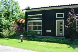 Vakantiehuis Eckberge op vakantiepark De Fontein in Eibergen.