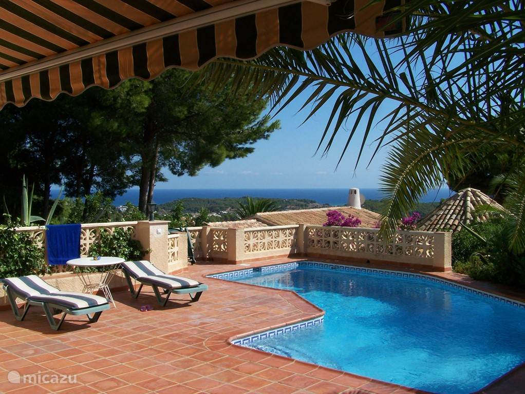 Vakantiehuis Spanje, Costa Blanca, Altea la Vieja villa Villa Spanje, Costa Blanca, Altea